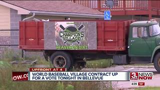 Bellevue may cut World Baseball Village contract - Video
