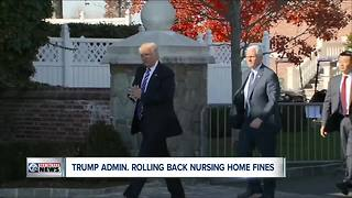I-Team: Trump administration is rolling back nursing home fines - Video