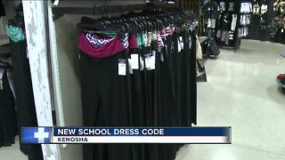 Kenosha students fight for dress code freedom - Video