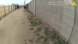 Body camera shows Tempe police officer shooting and killing 14-year-old burglary suspect