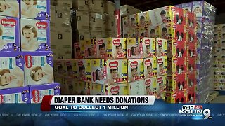 Mom speaks out about Diaper Bank's help