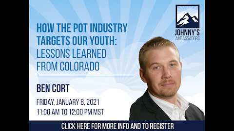 How the Pot Industry Targets Our Youth: Lessons Learned from Colorado