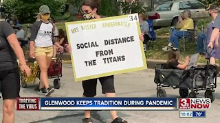 Glenwood, Iowa sticks to tradition amid global pandemic