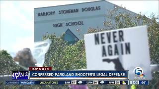 Finances of Parkland school shooting suspect to be addressed at Wednesday hearing