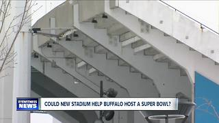 Could Buffalo get a Super Bowl? - Video
