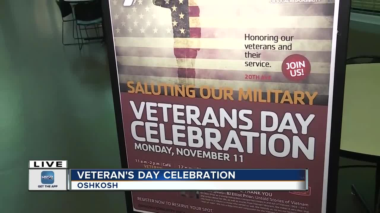Offering free programs for Veterans