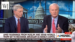 "Chris Matthews ""Don't Think This Isn't Related To Alabama Next Week"" - Video"