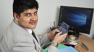 Uk's Youngest Accountant Who Set Up Business Aged 12 Already Has 10 Clients – And Wants To Be A Millionaire By 25