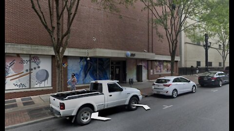 Street View Of #NashvilleBombing Shows Front Door Of AT&T/NSA Hub Was The Target