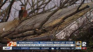 Clock-ticking for residents with damaged homes - Video