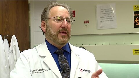 'I don't think we're overreacting': Infectious disease doctor on COVID-19 response