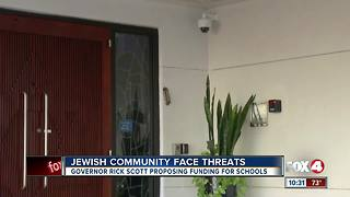 Southwest Florida Jewish Schools react to proposed funding - Video