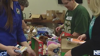 NBC26 Cares: Operation Christmas Child - Video