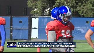 Could Ducros start in season opener for BSU? - Video