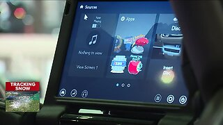 New technology on display at Cleveland Auto Show