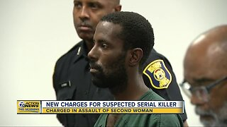 New charges for suspected serial killer in Detroit