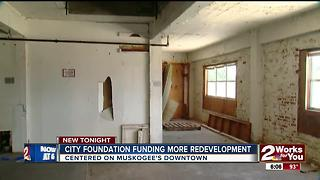 More grants awarded for Muskogee downtown redevelopment - Video