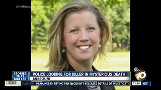 Police looking for killer in mysterious death