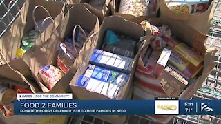 20th annual Food 2 Families event
