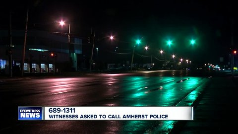 Amherst Police looking for witnesses to deadly crash