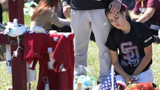 Judge Enters Not Guilty Plea For Florida School Shooting Suspect