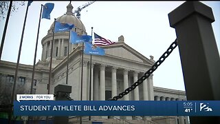 Oklahoma House Committee Advances Bill To Pay Student Athletes