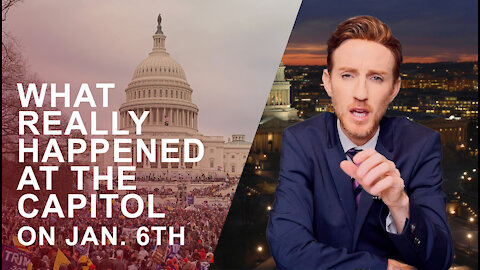 WHAT REALLY HAPPENED AT THE CAPITOL ? | Citizen First News