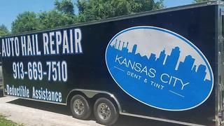 Repair trailer stolen from KCK car dealership sets business back more than $250k - Video
