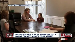 Omaha Virtual School offers mostly online classes, advice for parents
