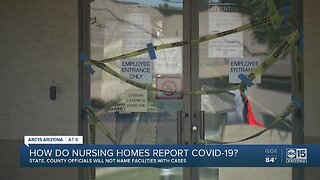 State, county will not name nursing facilities with positive cases