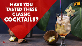 Top 5 drinks you must try before you die