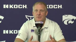 K-State football forges on amid uncertain college sports landscape
