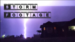 The Storm Footage