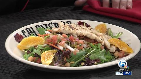 Calaveras Cantina creates tasty salad