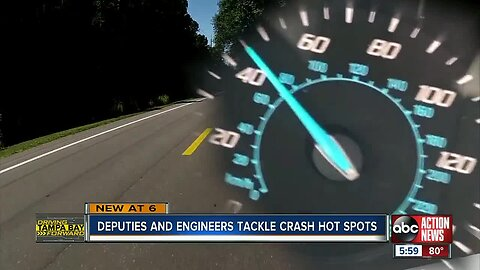 HCSO points out safety issues on Morris Bridge Road