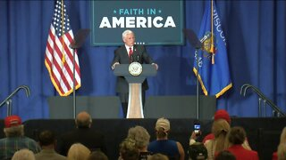 "Vice President kicks off ""Faith in America"" tour in Wisconsin"