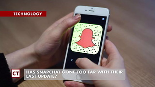 Snapchat Offers New Feature That Lets People See Exactly Where You Are - Video