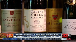 Pairing the perfect wine on Thanksgiving - Video