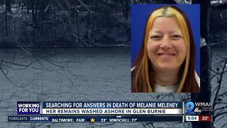Found human remains prompts search for more clues along Glen Burnie waterfront