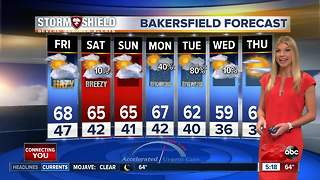 Another day of hazy conditions tomorrow but some relief coming this weekend - Video