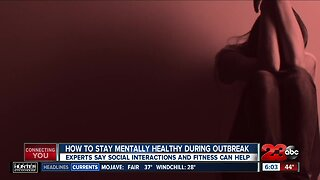 Local officials underline importance of staying mentally healthy during coronavirus outbreak