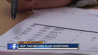 Ask the Expert: Tax reform and 401(k) savings