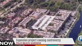 Expansion project causing controversy - Video