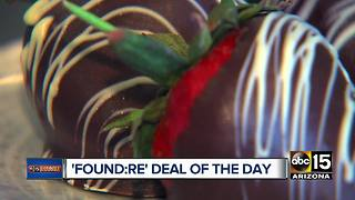 Hotel in downtown Phoenix offering Valentines Day deal - Video