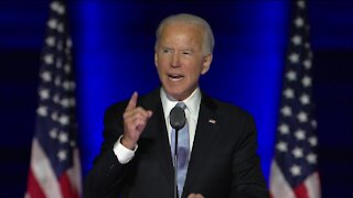 President-elect Joe Biden discusses plan to control COVID-19