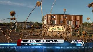 Big Dreams for Tiny Homes - Video