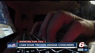 Loan scams tricking an increasing number of Indiana consumers, says Better Business Bureau