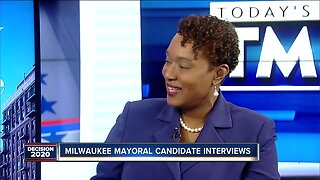 Milwaukee Mayoral Interview: State Sen. Lena Taylor Part I