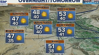 13 First Alert Weather for Thursday afternoon - Video