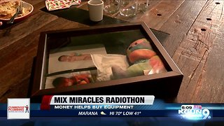 MIx Miracles radiothon raises money for Children's Miracle Network - Video